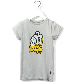 Imps&Elfs T-shirt Short sleeve Cloudy grey