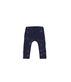 Levi legging space midnight blue, Noeser