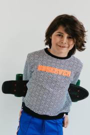 Zef Sweater AOP T, Mister-T