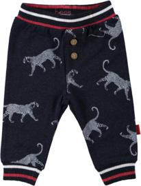 Pants Tiger AOP Blue, Bess