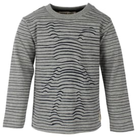 LS T-shirt Gray Flannel, Smallrags