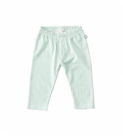 Newborn Basic Pants ice blue diamond, Little Label