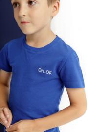 T-shirt short sleeve true blue, Imps &Elfs