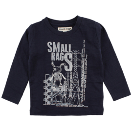 Felix LS T-Shirt Outer space, Smallrags