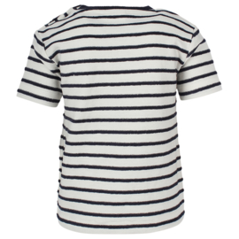 T-shirt Oekotex Dark Navy, Enfant