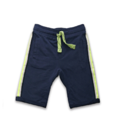 Shortpant Joris uni Navy, Topitm