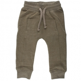 Danny Pants Dark Olive, Small Rags