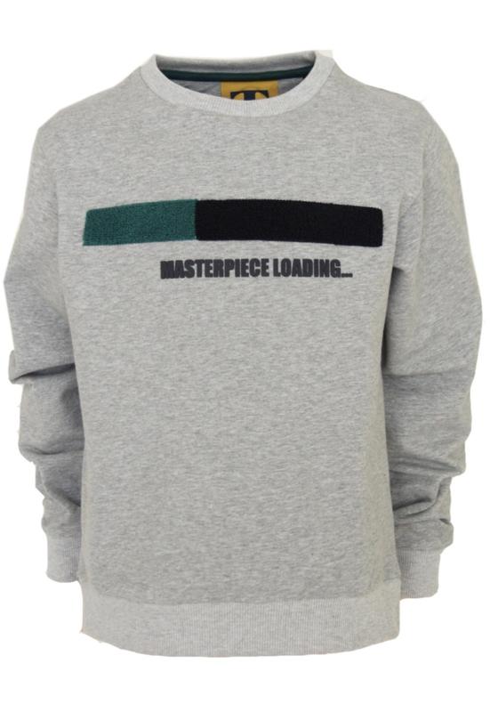 Sweater Tom grey, Topitm
