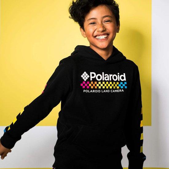 Polaroid Sweater hood Parkin black, Tumble 'n Dry