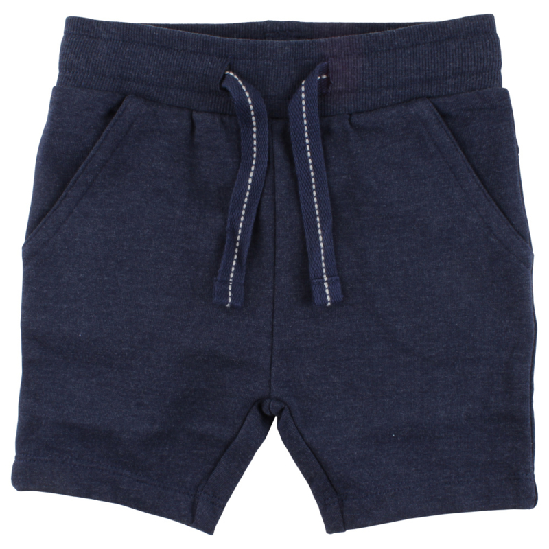 Shorts-Oekotex Navy Iris, Smallrags