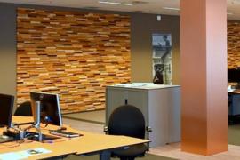 Maatwerk interieur kantoorpand