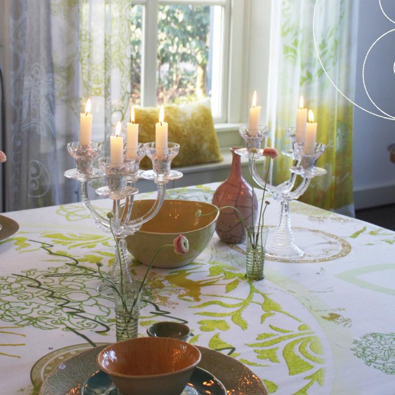 Deer SIS Tablecloth
