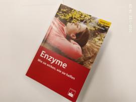 """Das Buch """"Enzyme wie sie wirken, wie sie helfen"""""""