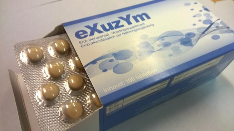vorübergehendes Angebot : Interzym-Fermentum-800 + Exuzym-100