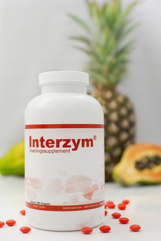 INTERZYM® 1000      Enzyme halten Sie in Bewegung