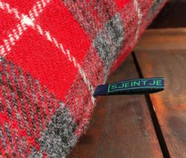 Harris Tweed Rode ruit