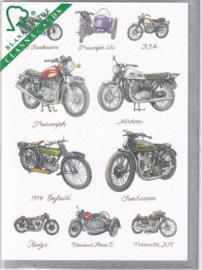 Kaart CC226 British Motor Cycles