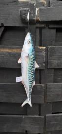 Mick de Makreel vissen kussen