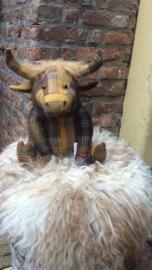 Hamish geruite Schotse hooglander