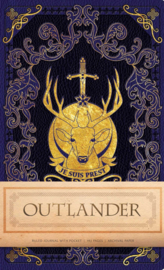 Outlander : Ruled Notebook