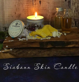 Neroli & Patchouli skin candle