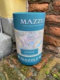Mazzle puzzel Snowdon