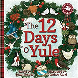 The 12 Days of Yule (in Schots)