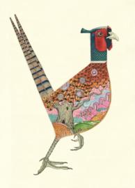 Kaart Pheasants