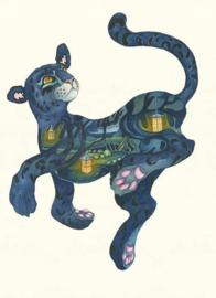 Kaart Falling Jaguar 1