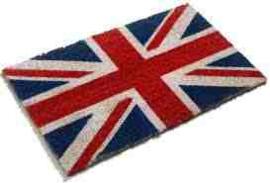 Union Jack deurmat