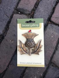 Distel ornament