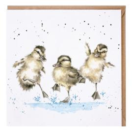 CS194 Puddle Ducks