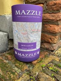 Mazzle puzzel Skye Cuillin