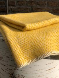 Honingraat warm geel
