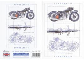 Kaart CC445 Sunbeam 350