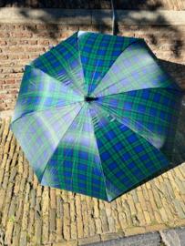 Golf Paraplu Black Watch ruit