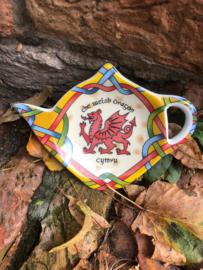 Theezakjeshouder Celtic Wales
