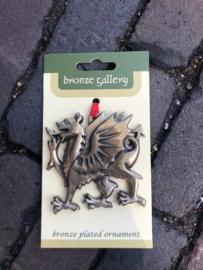 Welsh Dragon ornament