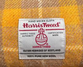 Harris Tweed Geel geruit