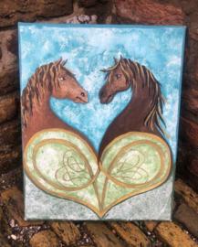 Keltische paarden