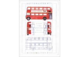 Kaart CC441 Routemaster Bus