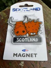 Magneet Highland Coo