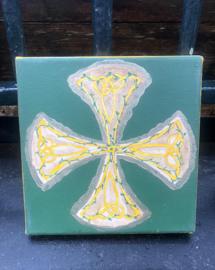 Kruis Keltisch versierd