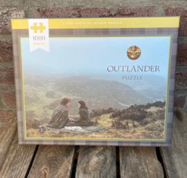 Outlander Puzzle 1000 pieces