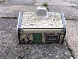"""Turf Huisje """"Irish Village pub"""" Complete set"""