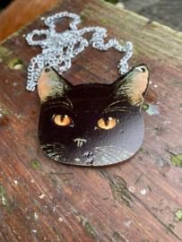 Ketting Zwarte Kat