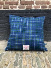 Harris Tweed Blauwe/Groene ruit