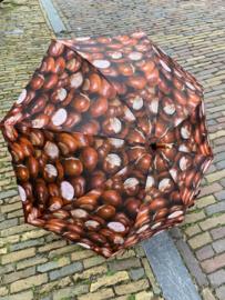Paraplu Kastanjes