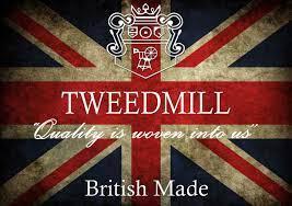 Tweedmill wollen plaids