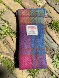 Harris Tweed Bril etui Multi Colour